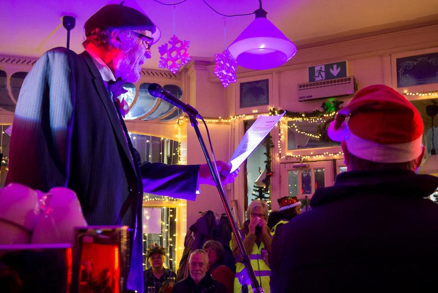 10th December, Write by the Sea, Folkestone