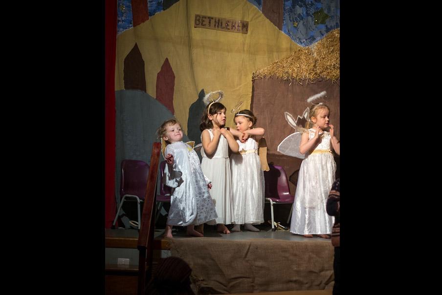 12th December, Nativity Play, Folkestone