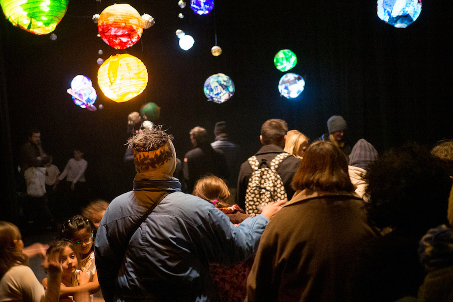 3rd December Neon event Folkestone