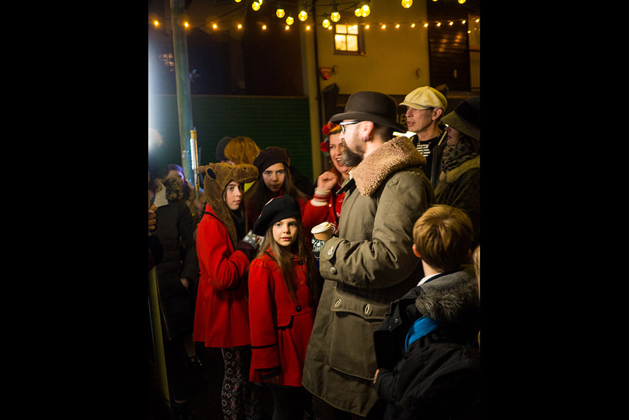 4th December shanty songs in Folkestone