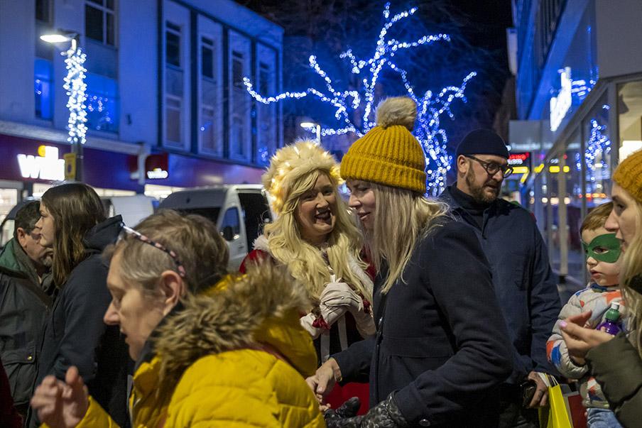 23rd December, Word on the Street, Folkestone